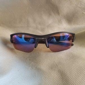 Women's Oakley Polarized Sunglasses Flak Jacket